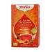Yogi Tea - For the Senses Natural Wellbeing - Herbata 20 Torebek