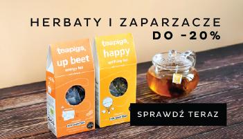 Herbaty i zaparzacze