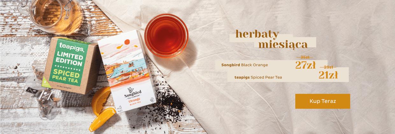 Herbata października